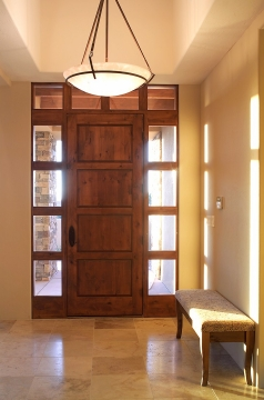 keystone homes entry photo
