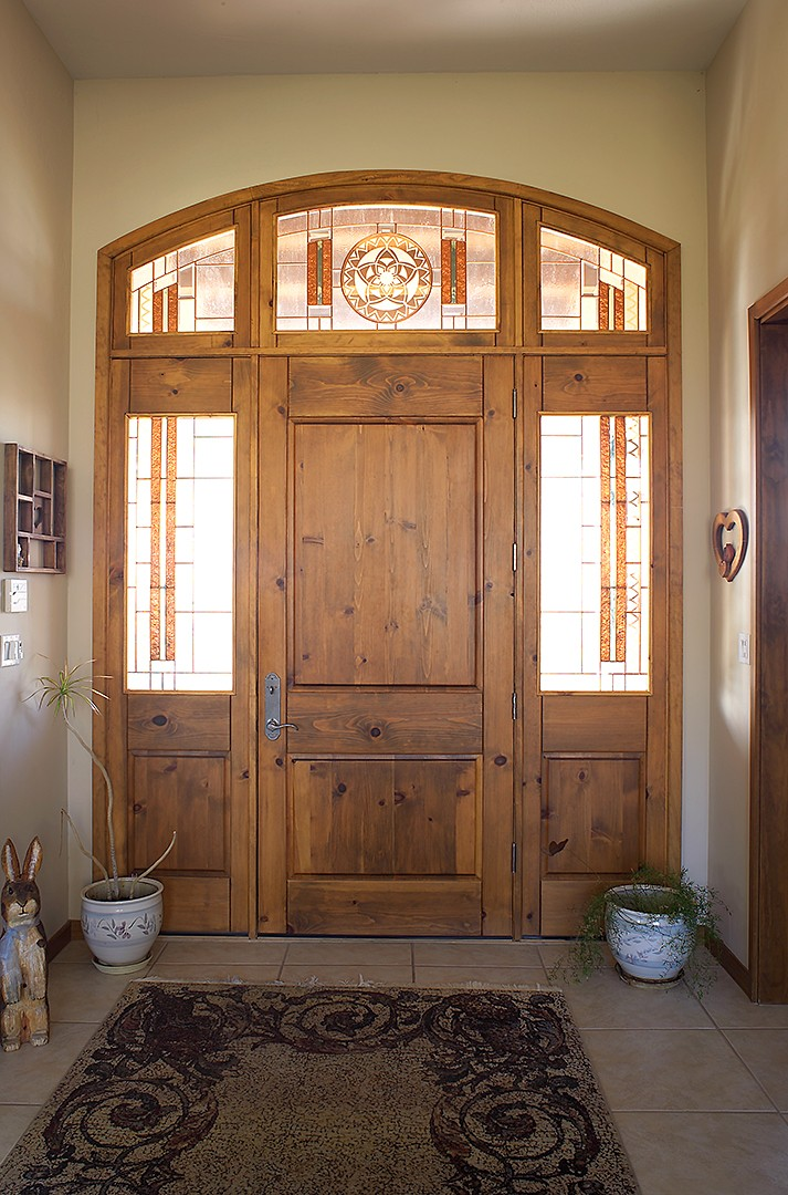 keystone homes entry photo